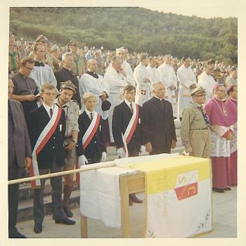 25° Anniversaire de la bataille de Monte Cassino 1969