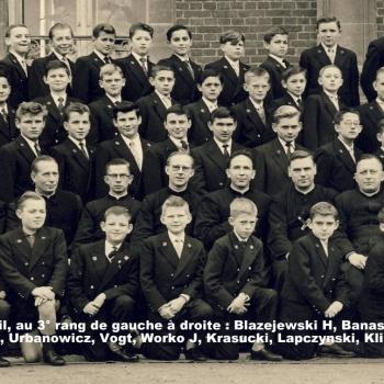Saint Casimir 1960-61 (Photo C Lukasiewicz)