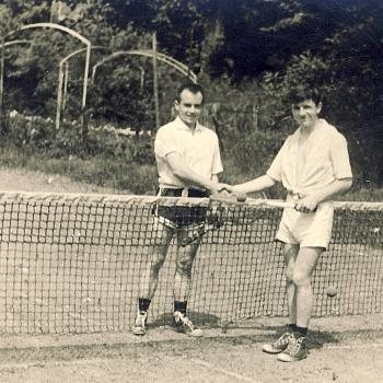 Ligmanowski vs Lapczynski (The best in 1961) : 4-6, 7-5, 6-3, 5-7.