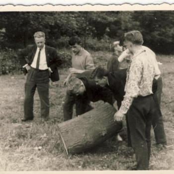Classe de 3°, fin d'année 1962, Il faut préparer le pas de Tir