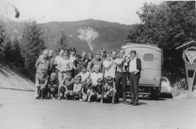 Vacance 1967