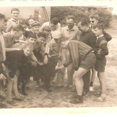 Photos orphelines des Années 50
