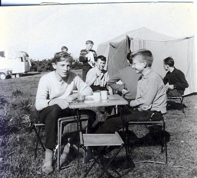 Voyage Angleterre 1964 1