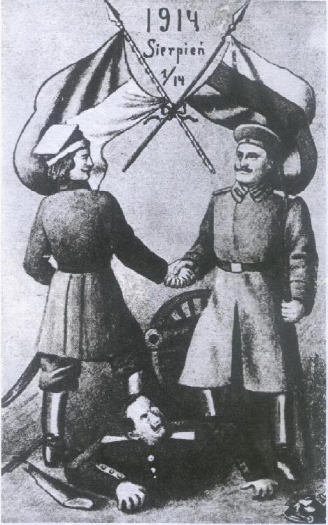 1914 legion pulawski 1