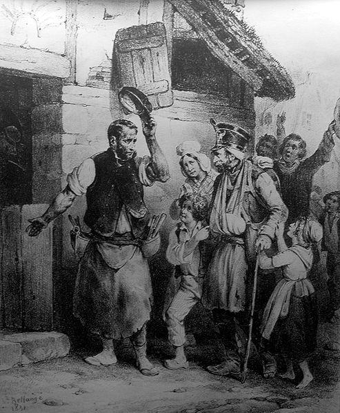 493px mwp 1830 le refugie polonais
