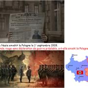 Quand l'Armée rouge sans déclaration de guerre préalable, a-t-elle envahi la Pologne ?