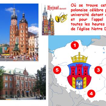 Où se trouve cette ville polonaise