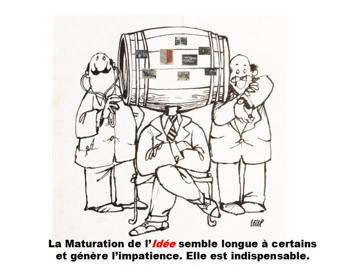 La maturation