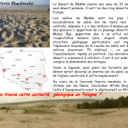 En Pologne, où se trouve le desert de Błędów (Pustynia Błędowska) ?