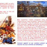 Comment appelait on ces cavaliers polonais qui se sont illustrés lors de la bataille du Kahlenberg ?