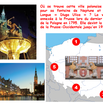 Où se trouve cette ville polonaise ?