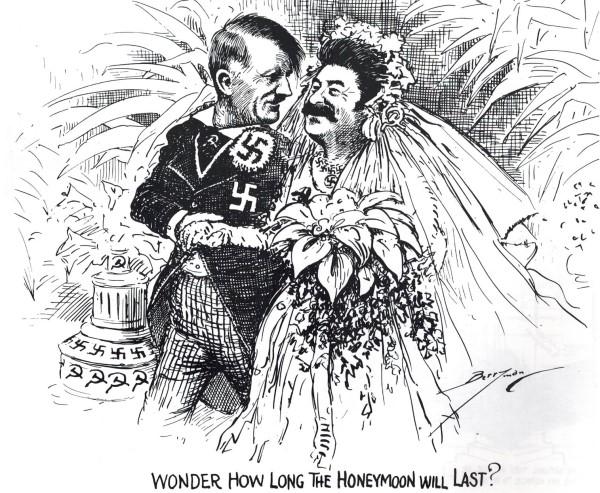 Hitler staline