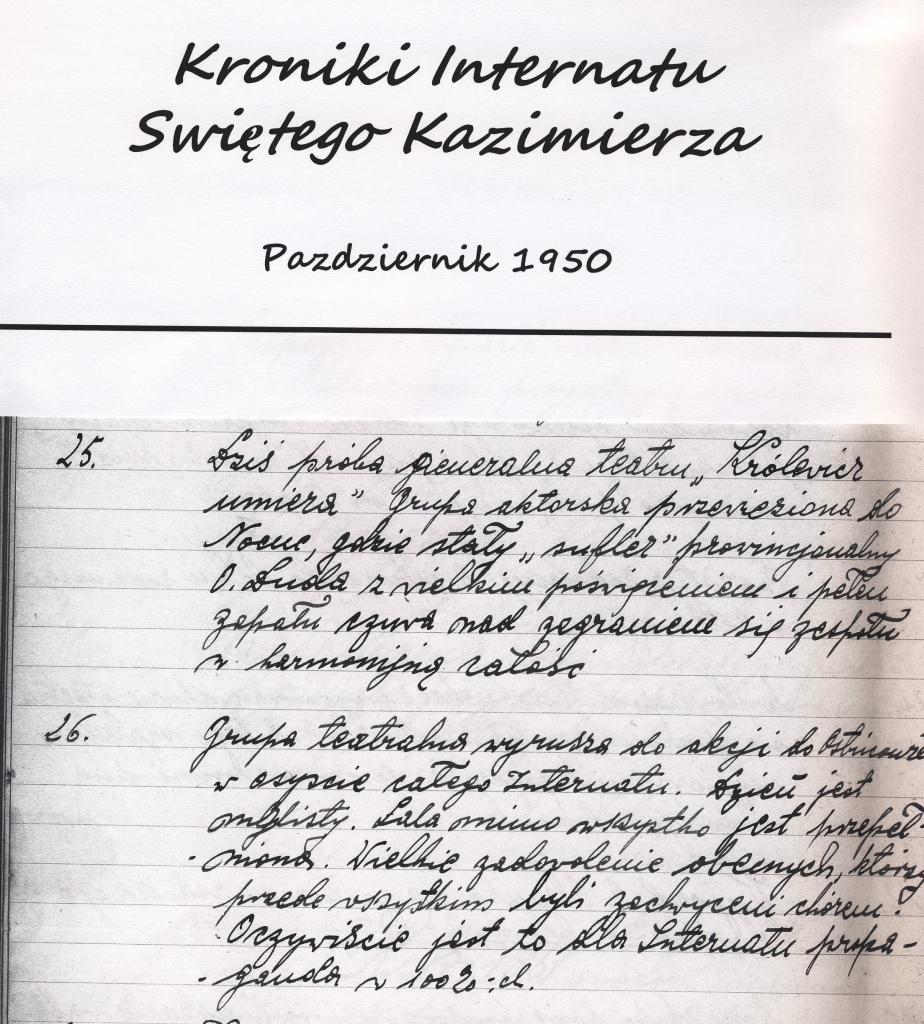 Pazdiernik 1950, toujours cette écriture  un peu plus compliquée à déchiffrer.