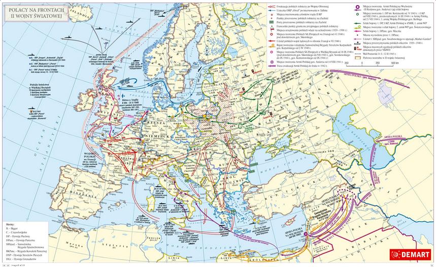 Polonais ii world war