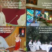 Lequel de ces prêtres n'a pas étudié à l'internat saint Casimir ?