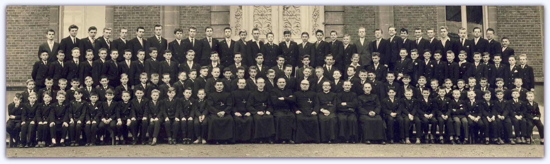 Anciens élèves de l'internat Saint Casimir